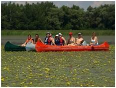 Sportos két nap a Tisza-tónál
