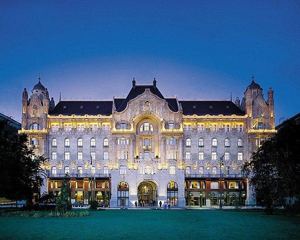 Four Seasons Hotel - Gresham Palota