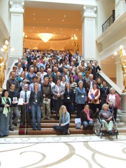 EULAR – Autumn conference for PARE 2008