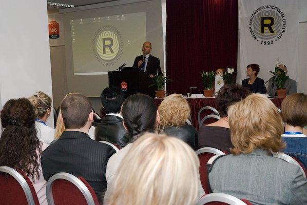 Magyar Radiológus Asszisztensek Egyesülete XV. Jubileumi Kongresszus 2010