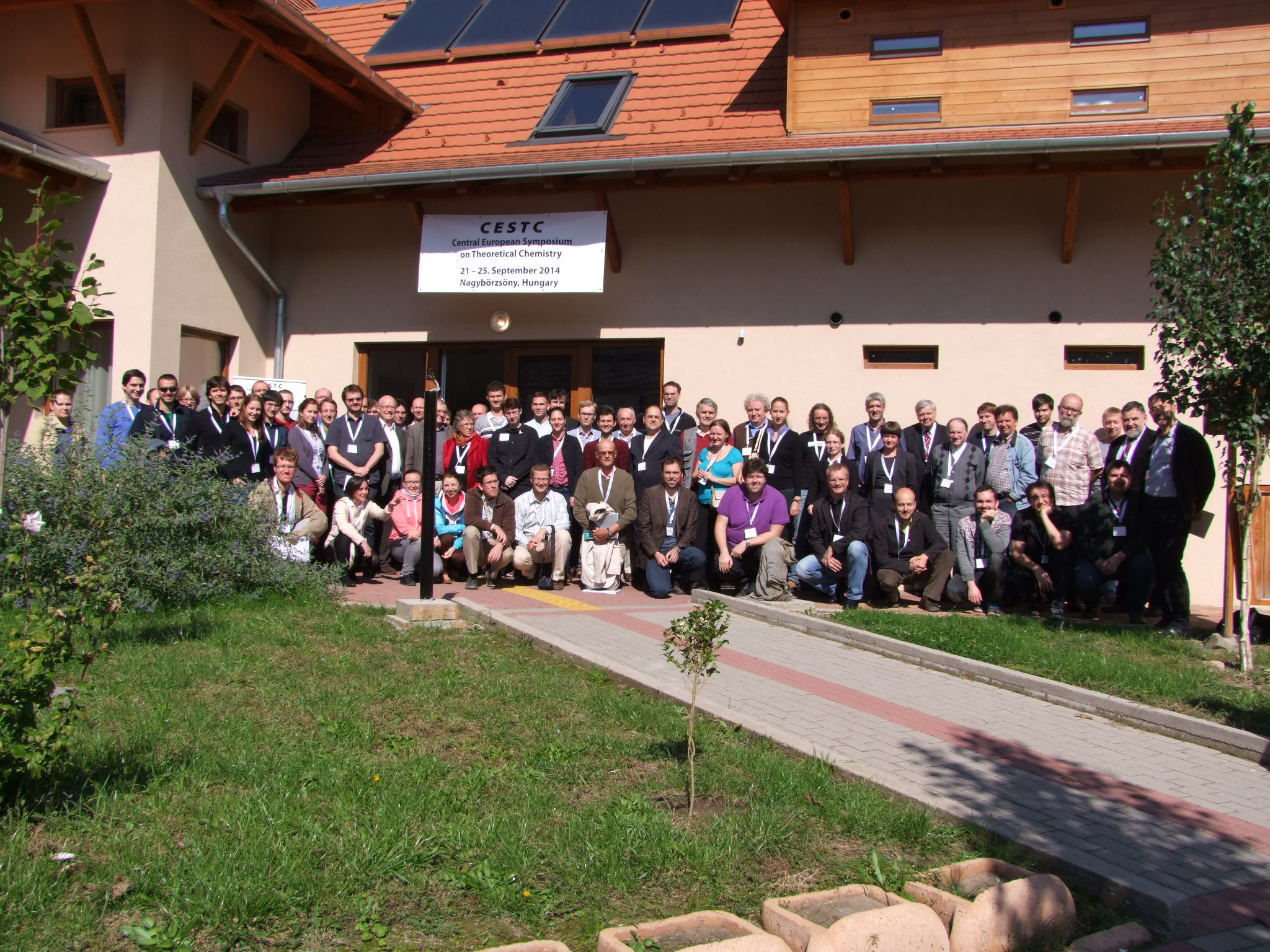 Central European Symposium on Theoretical Chemistry 2014