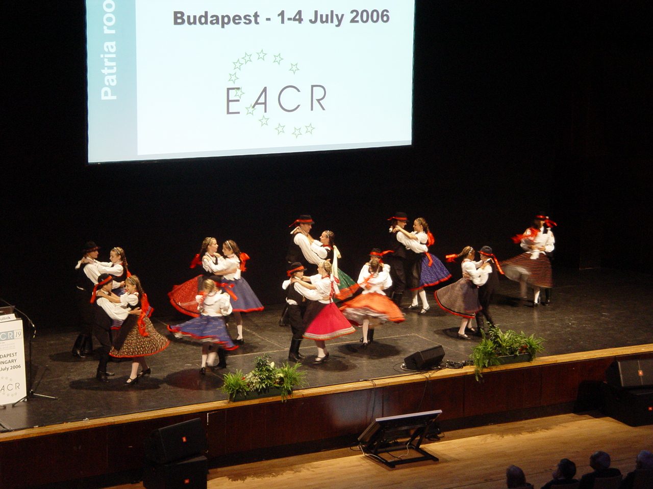 EACR – European Association of Cancer Research 2006