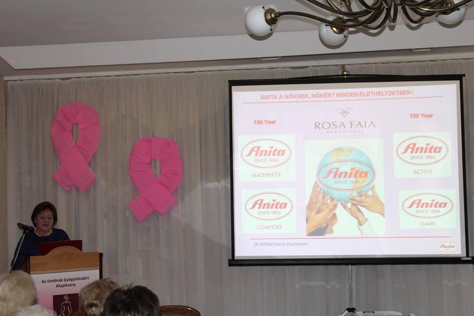 Az Emlőrák Gyógyításáért Alapítvány Alapítványi Találkozó 2016