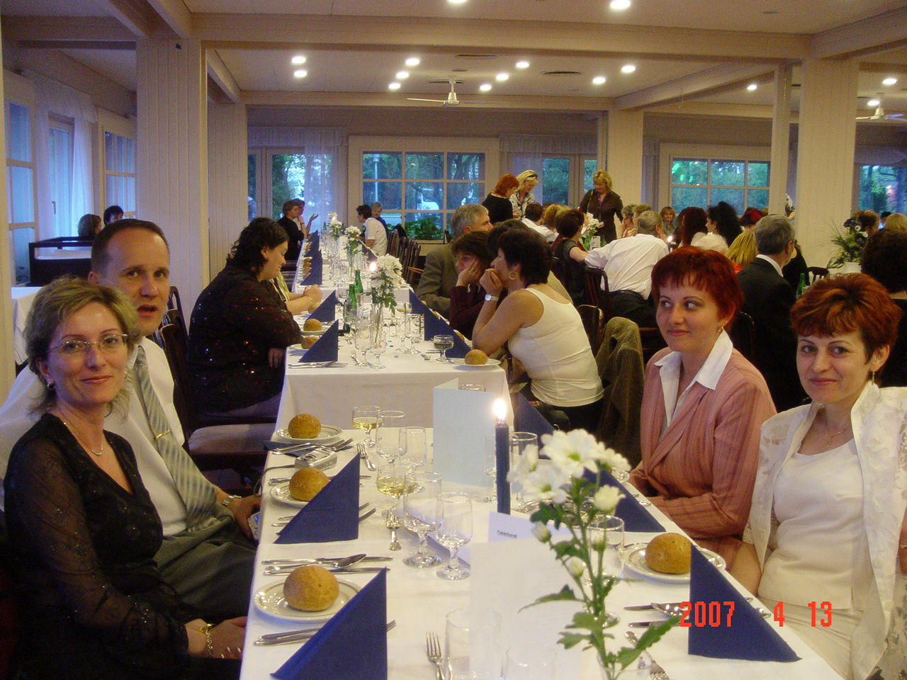 """""""Kékgolyó"""" Days 2007 – National Training Conference and Exhibition for Oncology Nurses"""