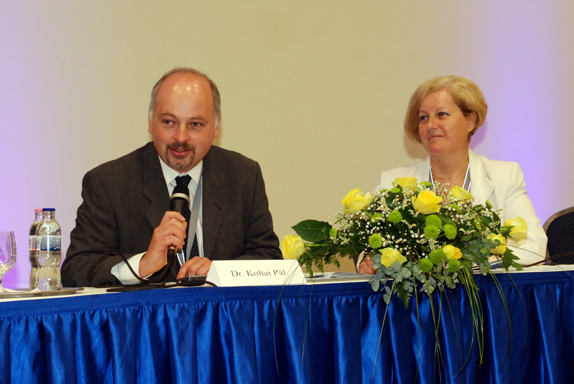 Kékgolyó Napok 2011 – Országos Onkológiai Szakdolgozói Továbbképző Konferencia és Kiállítás