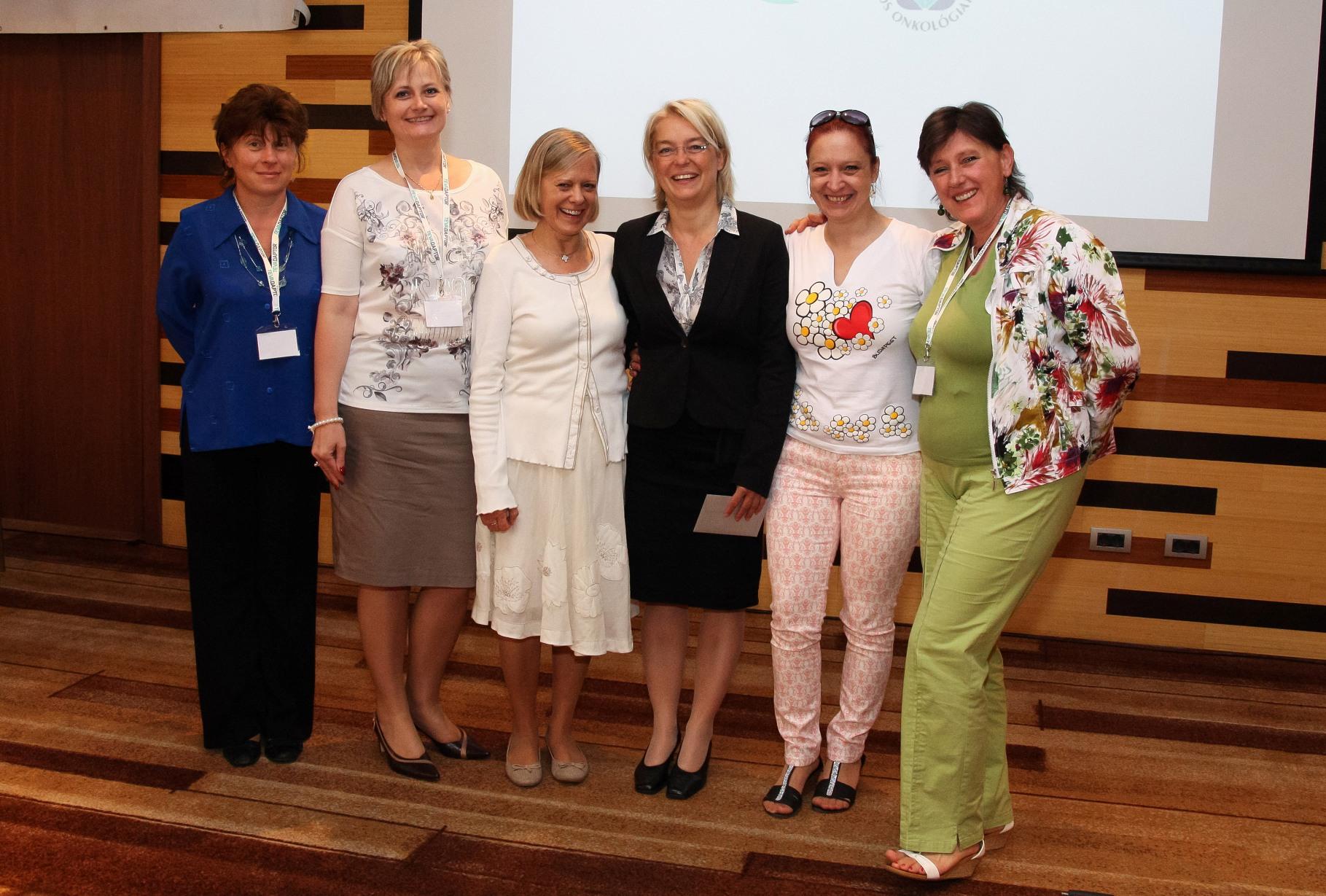Kékgolyó Napok 2013 – Országos Onkológiai Szakdolgozói Továbbképző Konferencia és Kiállítás