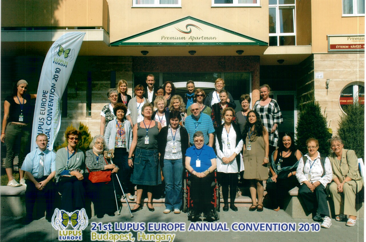Lupus Europe Convention 2010