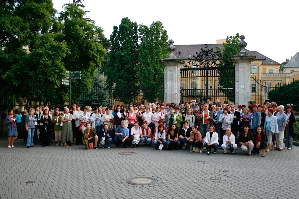 Magyar Onkológusok Társasága Szakdolgozói Szekció I. Vándorgyűlés és Szakkiállítás 2008