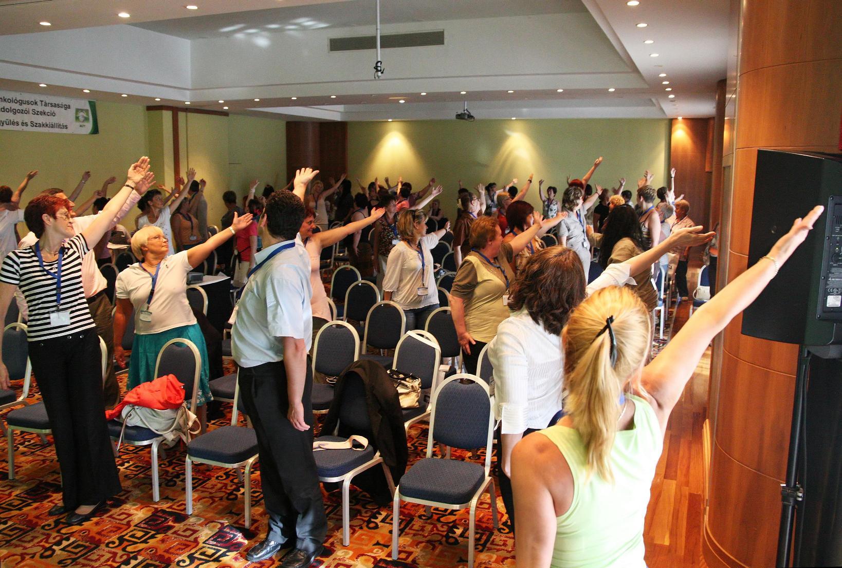 Magyar Onkológusok Társasága Szakdolgozói Szekció III. Vándorgyűlés és Szakkiállítás 2012
