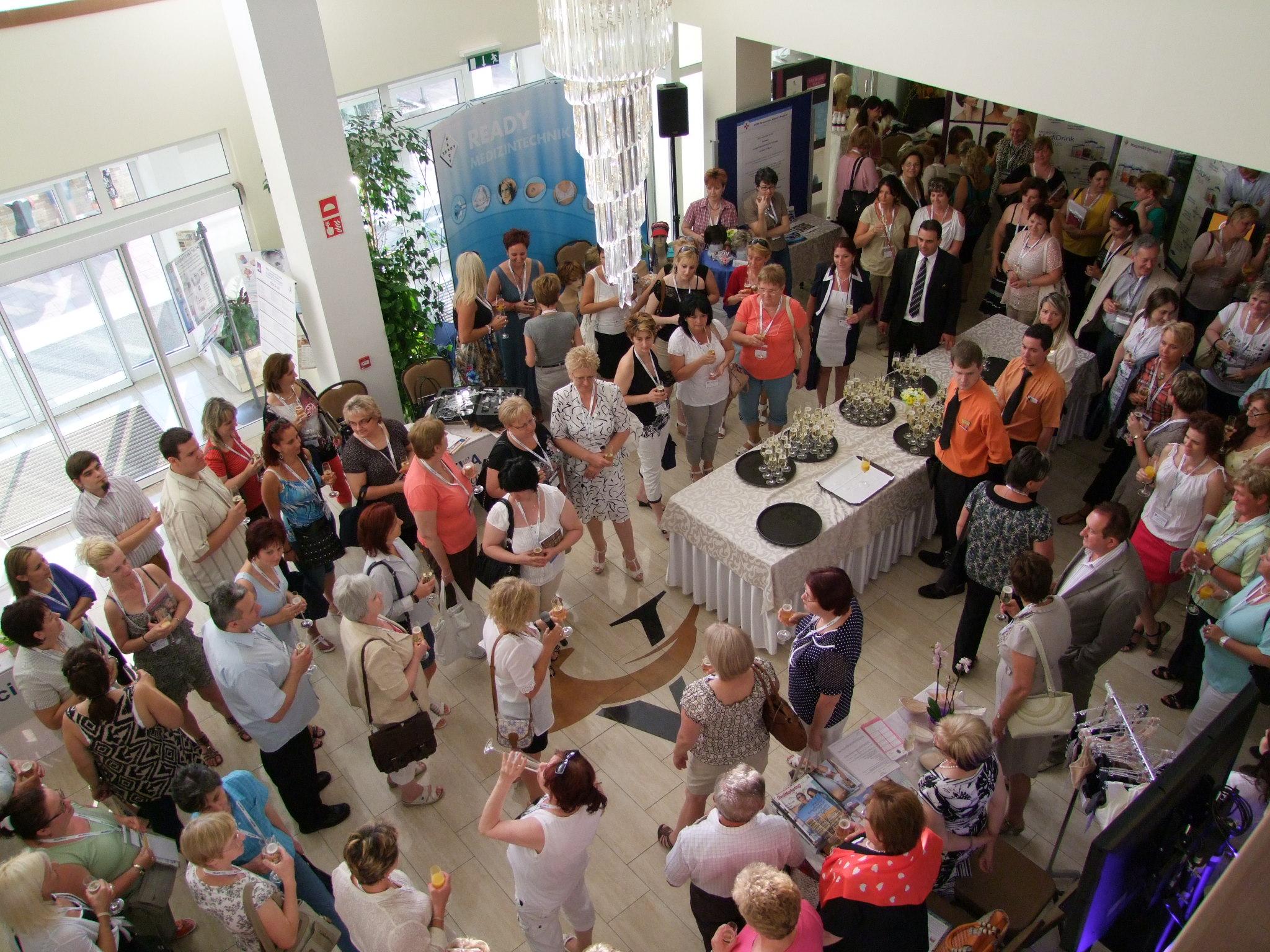 Magyar Onkológusok Társasága Szakdolgozói Szekció IV. Vándorgyűlés és Szakkiállítás 2014